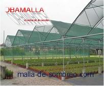 Usted también puede utilizar la malla-sombra para fabricar invernaderos de alta calidad.