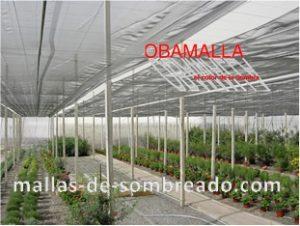 con la malla de sombreado sus cultivos creceran de manera más rápida y más segura